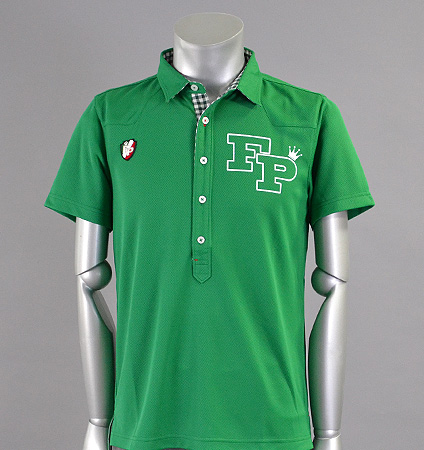 Fairy Powder FP16-1105  Western Mesh Polo Green