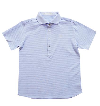Fairy Powder FP20-1119 Open Collar Polo Blue