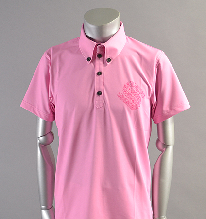 2018 SubSeventy AS10104 Lily Polo Pink