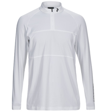 PeakPerformance Base Long Sleeve White