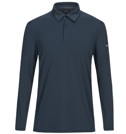 PeakPerformance Versec Long Sleeve Blue Steel