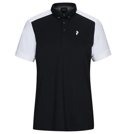 2020 PeakPerformance Panmore BD Polo Black