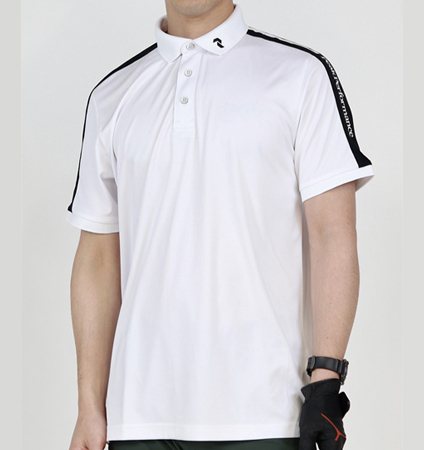 PeakPerformance Player Polo White