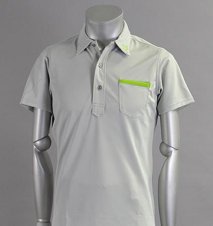 SQAIRZ SQSHB-09 Pocket Shirts Gray