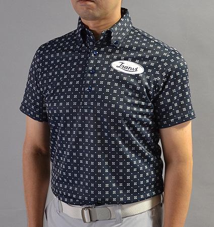 Tranvi TRSHB-028 BD Original Pattern Shirts Navy