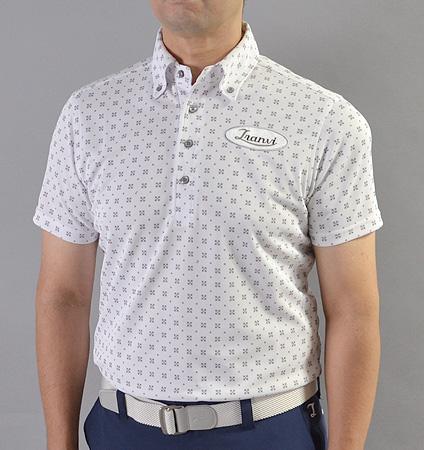 Tranvi TRSHB-028 BD Original Pattern Shirts White