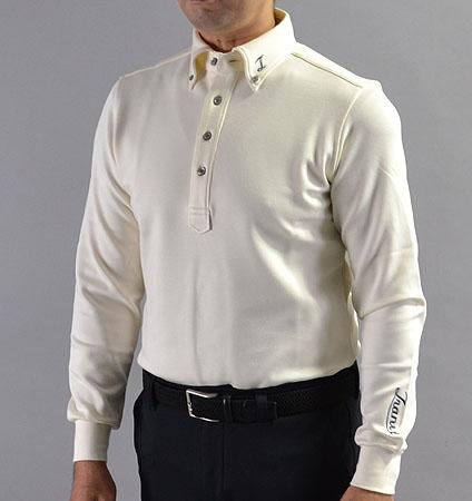 Tranvi TRSHB-029 BD Long Sleeve Warm Shirts White