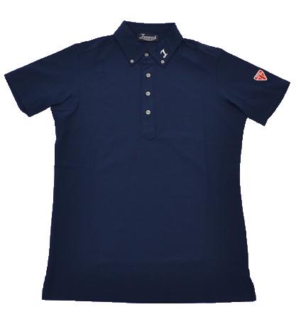Tranvi TRSHB-041 Primeflex BD  Shirts Navy