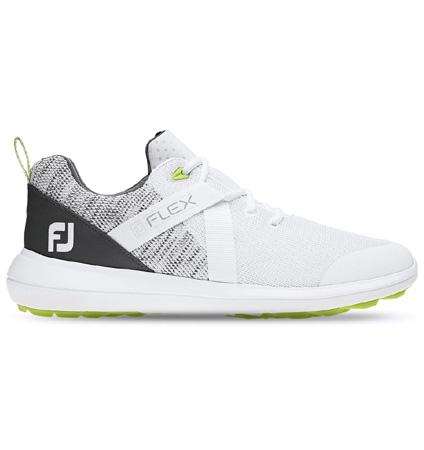 FootJoy FJ FLEX #56101 White
