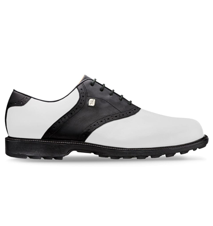 Footjoy Club Professionals #57009 White/Black