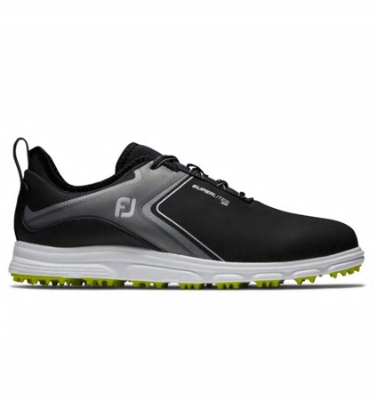 2020 FootJoy SuperLites XP #58075 Black/Lime