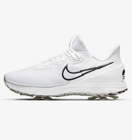 NIKE Air Zoom Infinity Tour White/Black-Platinum Tint-Volt