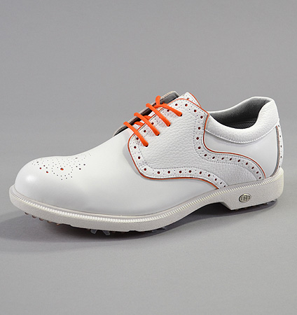 aJADE HARMAN White/Orange