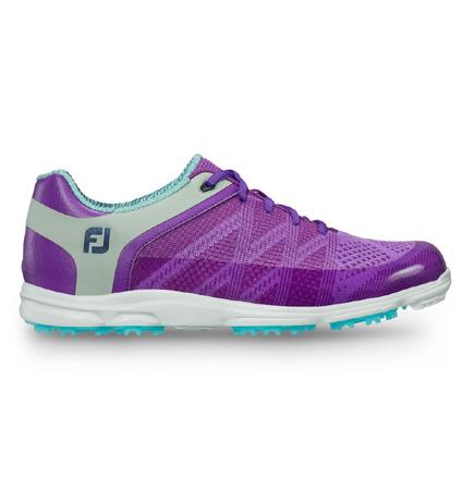 2018 FootJoy Women's FJ  Sport SL #98028 Purple/Light Grey