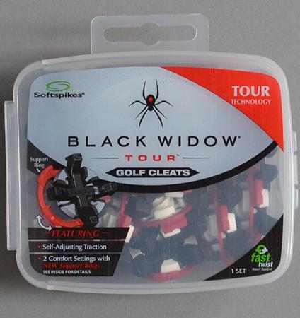 Softspikes Black Widow Tour Fast Twist