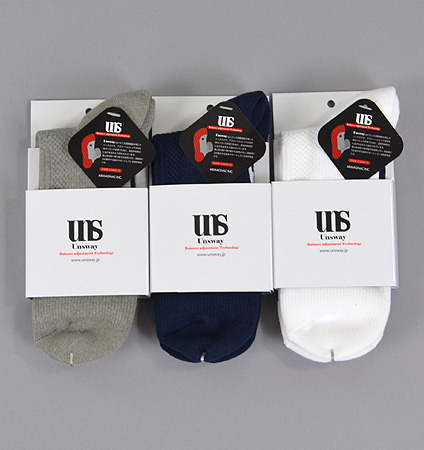 Unsway Socks Short