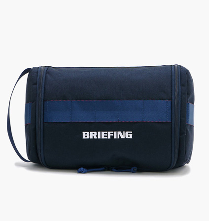 BRIEFING SHOES CASE-2 NAVY