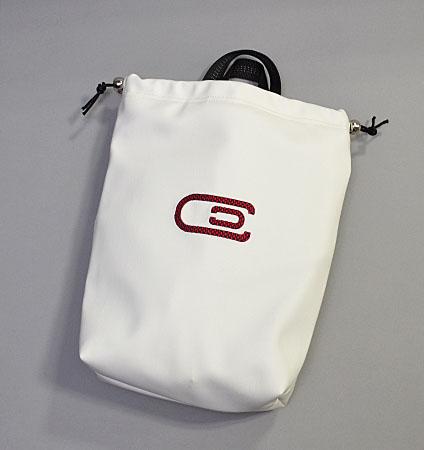 AM&E excors original Shoe Bag White