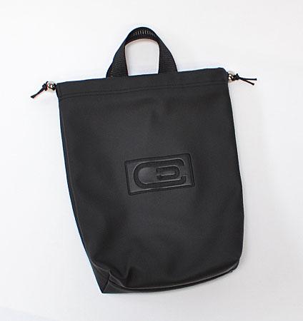 AM&E excors original Shoe Bag Blackout