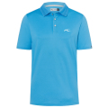 KJUS MEN LUAN POLO S/S LIGHT BLUE