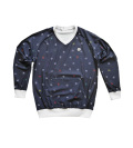 Fairy Powder FP20-1102 V-Neck FP Logo Pullover Navy
