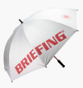 BRIEFING GOLF UMBRELLA GRAY