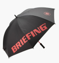 BRIEFING GOLF UMBRELLA BLACK