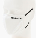 BRIEFING 3D WASHABLE MASK-2 WHITE