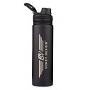 BV Wings 22oz Stainless Steel Sport Bottle Black