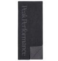 PeakPerformance Wool Scarf Black