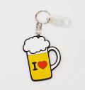 """""""I love Beer"""" Putter Cover Holder"""
