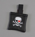 "AM&E ""Skull"" Tag Bag"
