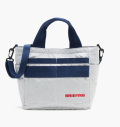 BRIEFING CART TOTE RIP WHITE