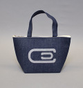 excors 保冷 Mini Denim Tote Bag