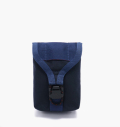 BRIEFING SCOPE BOX POUCH NAVY