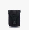 BRIEFING SCOPE BOX POUCH BLACK