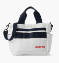BRIEFING CART TOTE RIP-2 WHITE