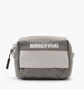 BRIEFING MK POUCH S L.GRAY