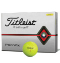 Titleist New Pro V1x Yellow
