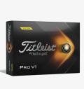 Titleist New Pro V1 Yellow