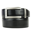 Lizard Black Premium Dress Belt 2.0 ラチェット式ベルト