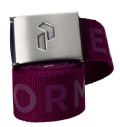 PeakPerformance Rider Belt Blood Cherry