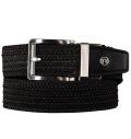Braided Belt Black 2.0 ラチェット式ベルト