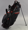 2017 Sun Mountain 4.5 LS Bag Black/Gunmetal/Red