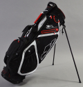2018 Sun Mountain 3.5 LS Stand Bag Black/White/Red