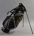 Sun Mountain 3.5 LS Stand Bag Black/Cement/Yellow