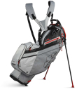 2020 Sun Mountain 4.5 LS 14-WAY Bag Charcoal/White/Black/Red