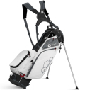 2020 Sun Mountain Eco-lite Stand Bag Black/White/Gunmetal/Red