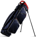 2020 Sun Mountain Metro Stand Bag Navy/Red/White