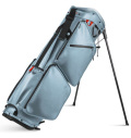 2020 Sun Mountain Metro Stand Bag Frost Blue/Inferno